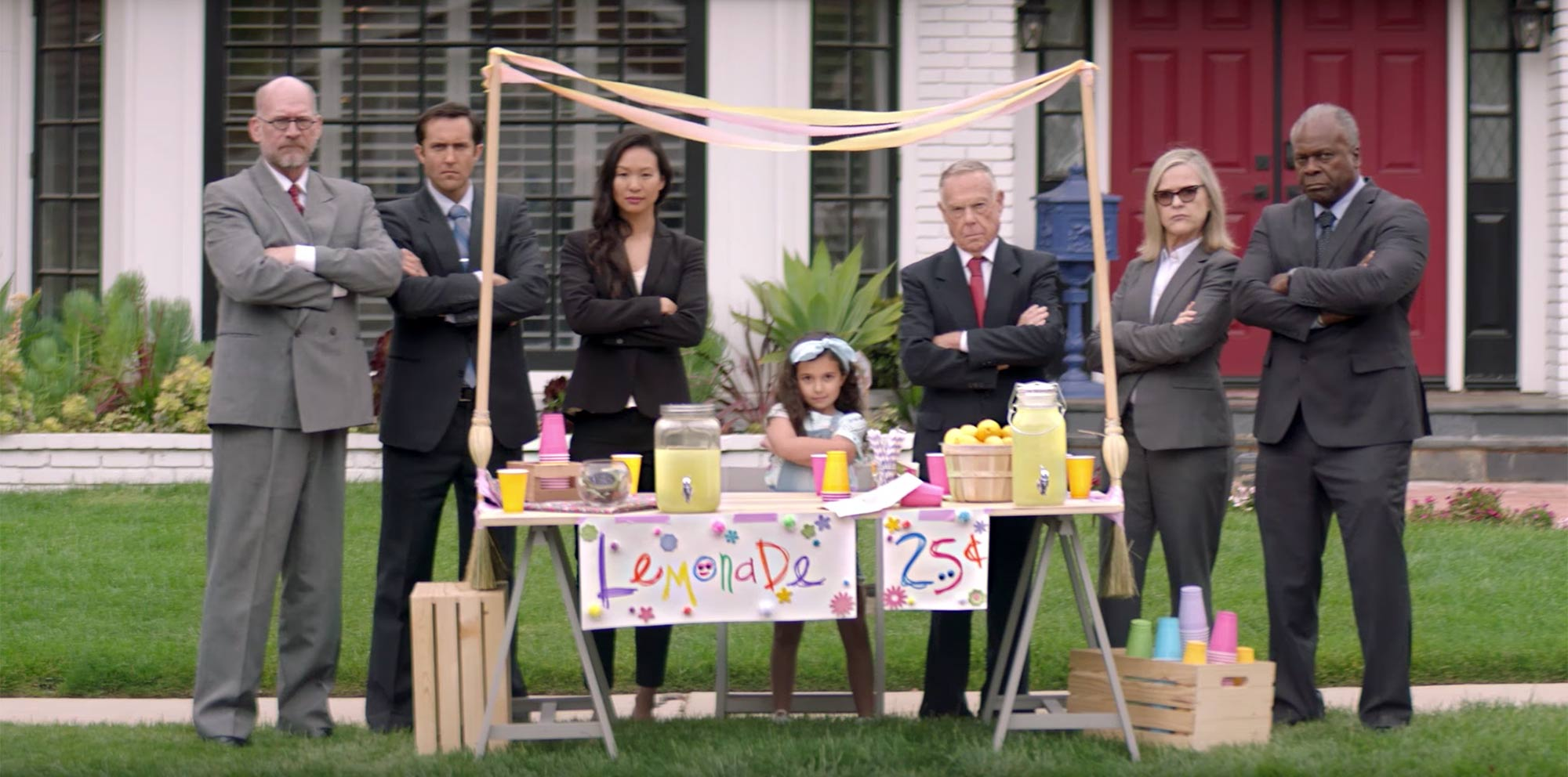 Kraft Country Time Legal-Ade pays for lemonade stand legal fees for kids